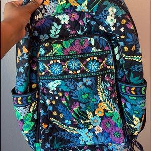 Vera Bradley (Midnight Blues) Backpack